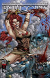 Cover Thumbnail for Belladonna (2015 series) #1 [Frenzy Nude - Renato Camilo]