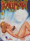 Cover for Kalimán El Hombre Increíble (Promotora K, 1965 series) #1305
