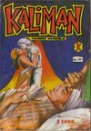 Cover for Kalimán El Hombre Increíble (Promotora K, 1965 series) #1301