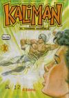 Cover for Kalimán El Hombre Increíble (Promotora K, 1965 series) #1304