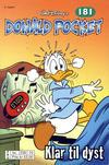 Cover Thumbnail for Donald Pocket (1968 series) #181 - Klar til dyst [2. utgave bc 239 10]