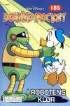 Cover Thumbnail for Donald Pocket (1968 series) #185 - I robotens klør [2. utgave bc 239 10]