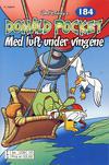 Cover Thumbnail for Donald Pocket (1968 series) #184 - Med luft under vingene [2. utgave bc 239 10]