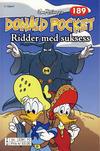 Cover Thumbnail for Donald Pocket (1968 series) #189 - Ridder med suksess [2. utgave bc 239 10]
