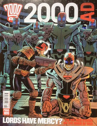 Cover Thumbnail for 2000 AD (Rebellion, 2001 series) #1899