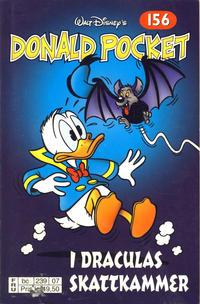 Cover Thumbnail for Donald Pocket (Hjemmet / Egmont, 1968 series) #156 - I Draculas skattkammer [2. utgave bc 239 07]