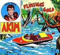 Cover Thumbnail for Akim (Bozzesi Verlag, 1960 series) #29