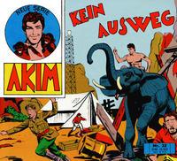 Cover Thumbnail for Akim (Bozzesi Verlag, 1960 series) #32