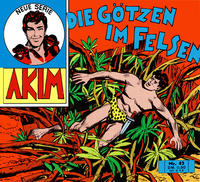 Cover Thumbnail for Akim (Bozzesi Verlag, 1960 series) #43