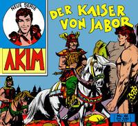 Cover Thumbnail for Akim (Bozzesi Verlag, 1960 series) #44