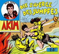Cover Thumbnail for Akim (Bozzesi Verlag, 1960 series) #48