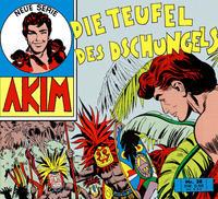 Cover Thumbnail for Akim (Bozzesi Verlag, 1960 series) #38