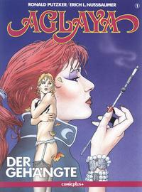 Cover Thumbnail for Aglaya (comicplus+, 1987 series) #1 - Der Gehängte [2. Auflage]