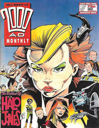 Cover Thumbnail for The Best of 2000 AD Monthly (IPC, 1985 series) #42
