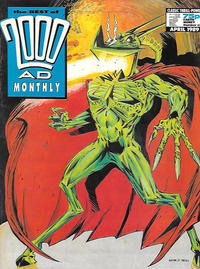 Cover Thumbnail for The Best of 2000 AD Monthly (IPC, 1985 series) #43