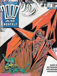 Cover Thumbnail for The Best of 2000 AD Monthly (IPC, 1985 series) #44
