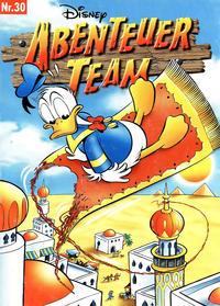Cover Thumbnail for Abenteuer Team (Egmont Ehapa, 1996 series) #30