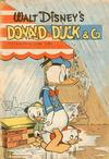 Cover for Donald Duck & Co (Hjemmet / Egmont, 1948 series) #8/1949