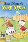 Cover for Donald Duck & Co (Hjemmet / Egmont, 1948 series) #6/1950