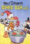 Cover for Donald Duck & Co (Hjemmet / Egmont, 1948 series) #6/1951