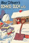 Cover for Donald Duck & Co (Hjemmet / Egmont, 1948 series) #12/1954