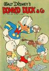 Cover for Donald Duck & Co (Hjemmet / Egmont, 1948 series) #4/1956