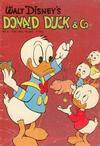 Cover for Donald Duck & Co (Hjemmet / Egmont, 1948 series) #6/1956