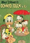 Cover for Donald Duck & Co (Hjemmet / Egmont, 1948 series) #10/1956