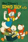 Cover for Donald Duck & Co (Hjemmet / Egmont, 1948 series) #10/1958