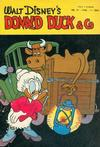 Cover for Donald Duck & Co (Hjemmet / Egmont, 1948 series) #19/1958