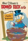 Cover for Donald Duck & Co (Hjemmet / Egmont, 1948 series) #21/1958