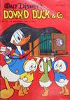 Cover for Donald Duck & Co (Hjemmet / Egmont, 1948 series) #29/1958