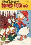 Cover for Donald Duck & Co (Hjemmet / Egmont, 1948 series) #1/1961