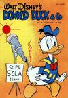Cover for Donald Duck & Co (Hjemmet / Egmont, 1948 series) #20/1961