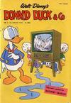 Cover for Donald Duck & Co (Hjemmet / Egmont, 1948 series) #4/1962
