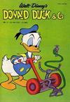 Cover for Donald Duck & Co (Hjemmet / Egmont, 1948 series) #21/1962