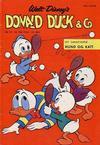 Cover for Donald Duck & Co (Hjemmet / Egmont, 1948 series) #22/1962