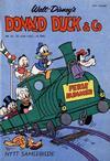 Cover for Donald Duck & Co (Hjemmet / Egmont, 1948 series) #25/1962