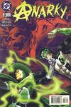 Cover for Anarky (DC, 1999 series) #3