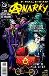 Cover for Anarky (DC, 1999 series) #8