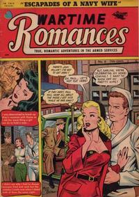 Cover Thumbnail for Wartime Romances (St. John, 1951 series) #6