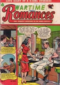 Cover Thumbnail for Wartime Romances (St. John, 1951 series) #7