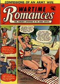 Cover Thumbnail for Wartime Romances (St. John, 1951 series) #8