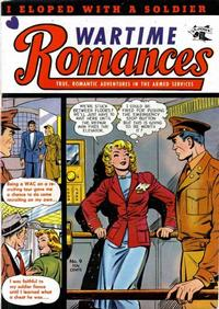 Cover Thumbnail for Wartime Romances (St. John, 1951 series) #9