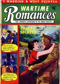 Cover Thumbnail for Wartime Romances (St. John, 1951 series) #12