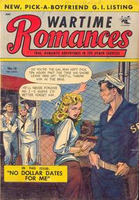 Cover Thumbnail for Wartime Romances (St. John, 1951 series) #15