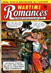 Cover Thumbnail for Wartime Romances (St. John, 1951 series) #16