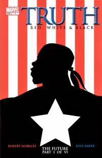 Cover Thumbnail for Truth: Red, White & Black (Marvel, 2003 series) #1