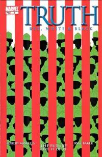 Cover Thumbnail for Truth: Red, White & Black (Marvel, 2003 series) #2