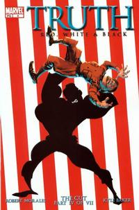 Cover Thumbnail for Truth: Red, White & Black (Marvel, 2003 series) #4